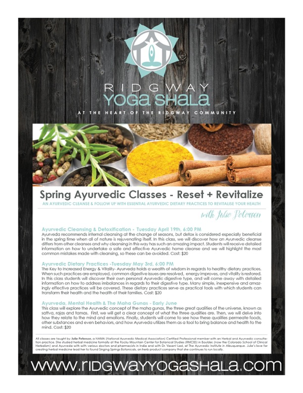 Events ridgway yoga shala malvernweather Images