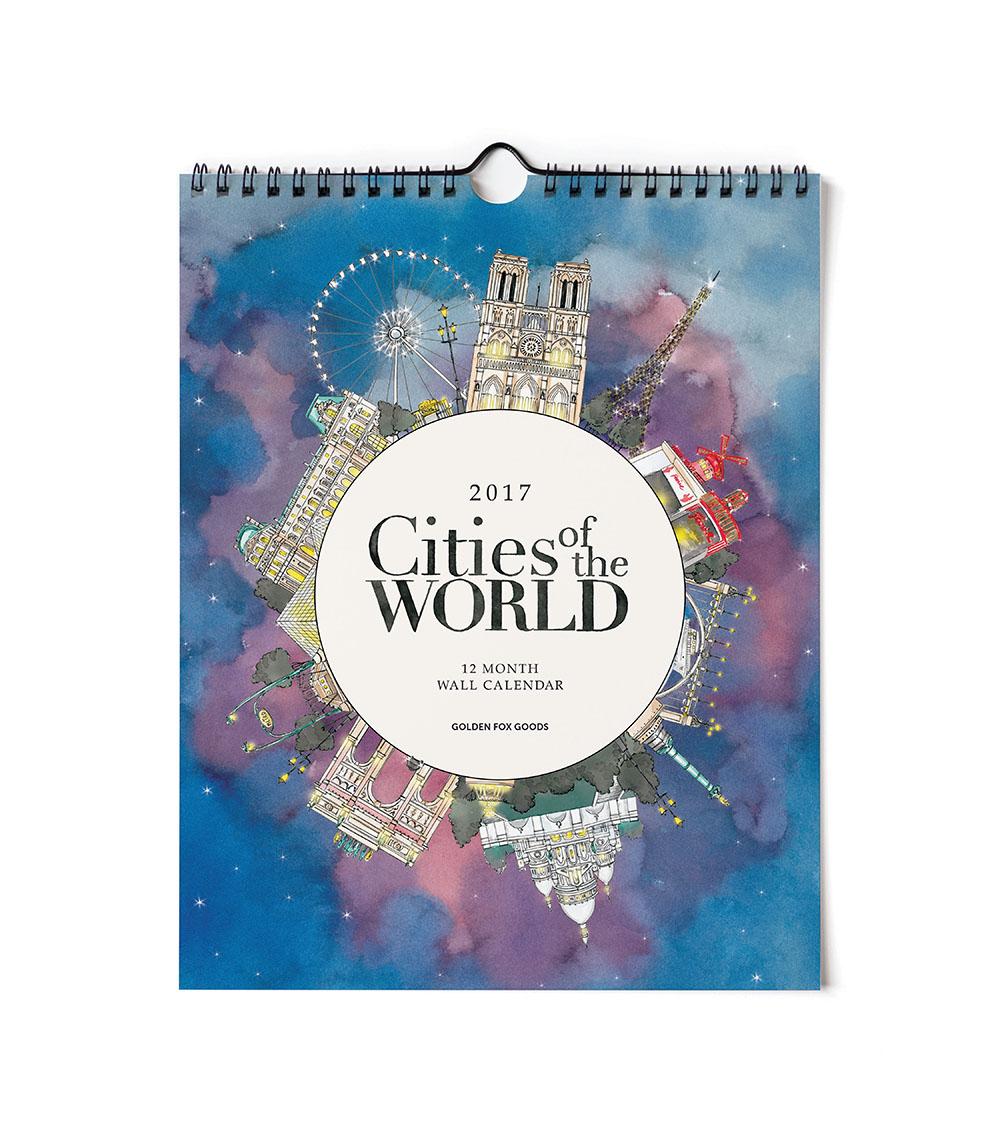 Golden Fox Goods 2016 Calendar Cities Cover.jpg