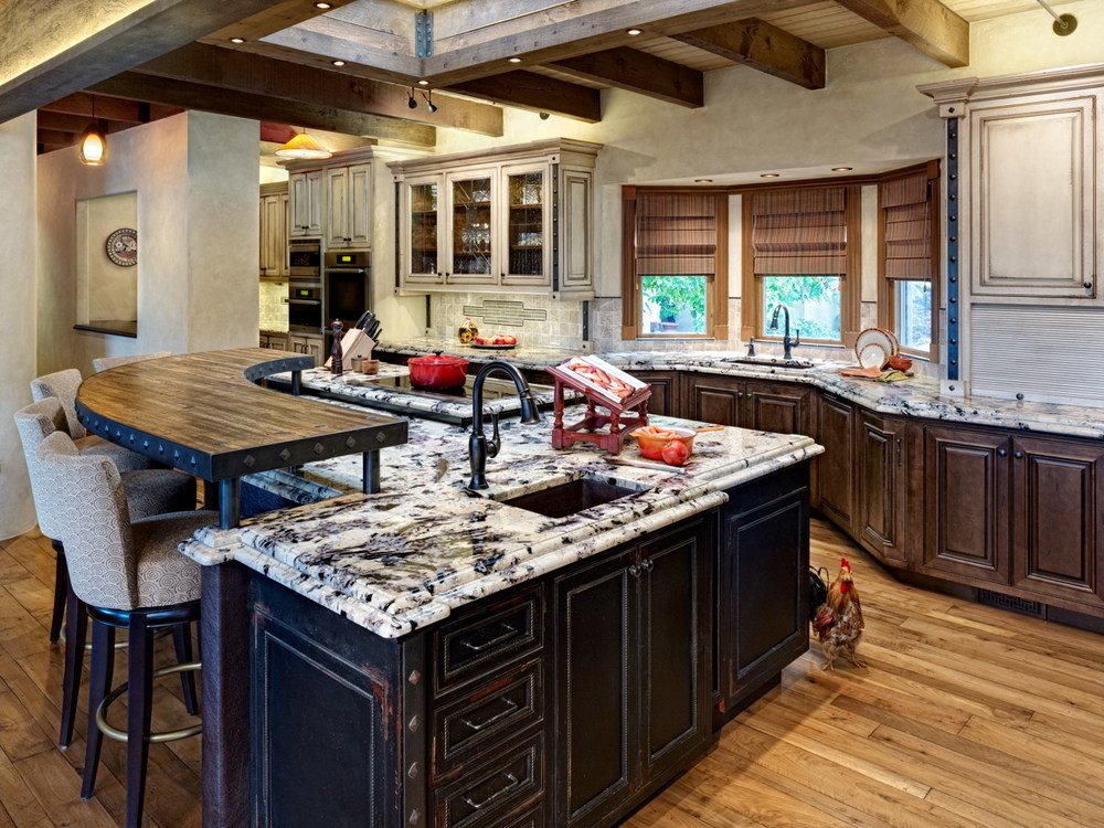 Of wood kitchen cabinets new home designs the best of cherry - Rocky Tops