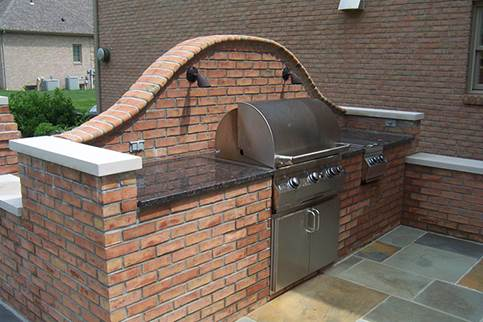 Many residential condominiums and apartment complexes are now incorporating grilling stations into their communal outdoor areas.