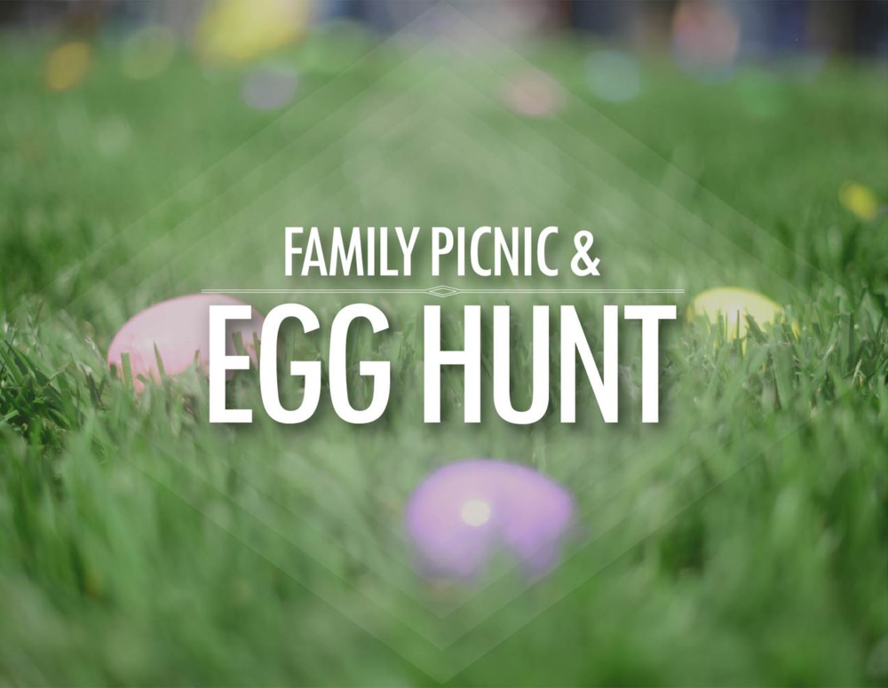 Family Picnic Amp Egg Hunt Friends Community Church