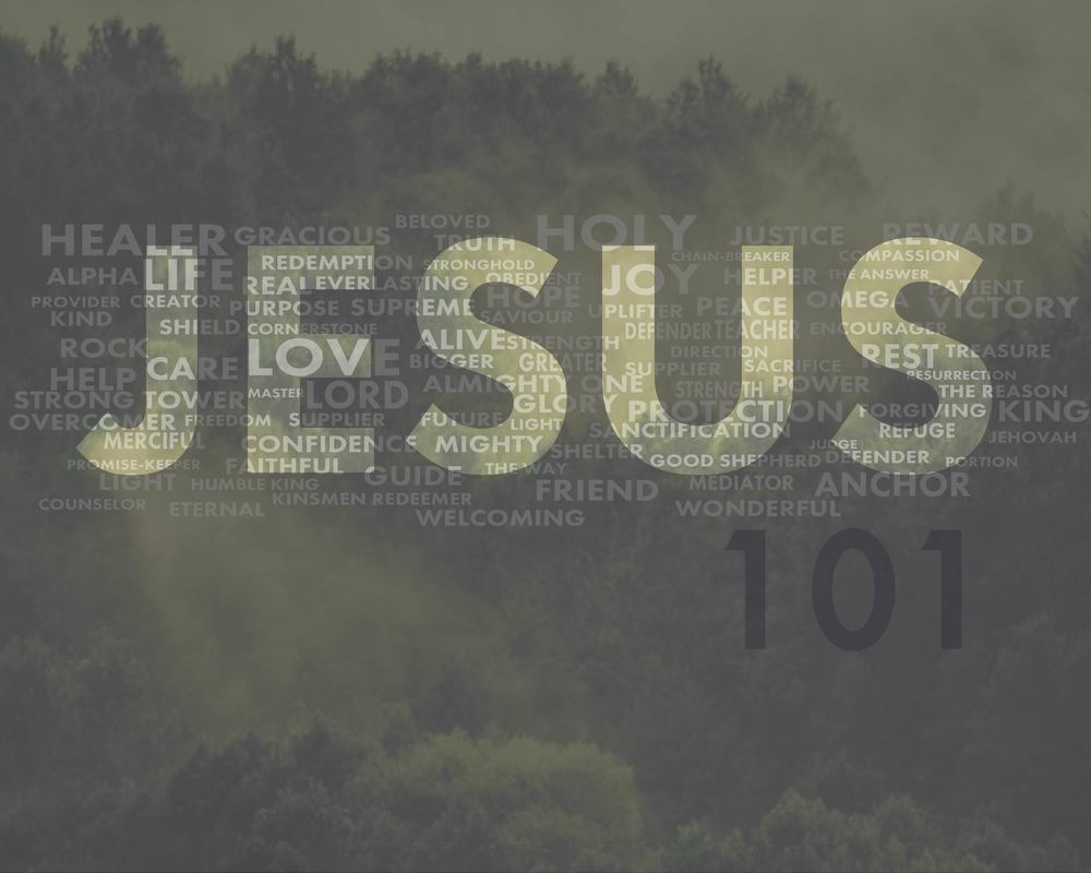 We live in a culture today where the name of Jesus is familiar to everyone. And yet there are so many, even those who attend church, who don't really know who He is. If you don't know who Jesus really is, you can't be right with God. This series will answer the identity questions about Jesus and focus on what it means to be a Christian - a follower of Jesus Christ.