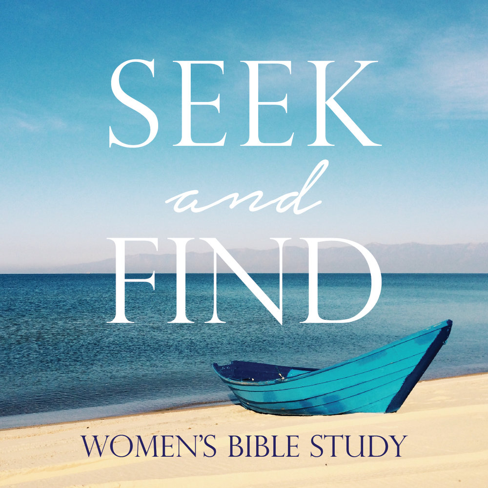 Women's Bible Study - Seek and Find