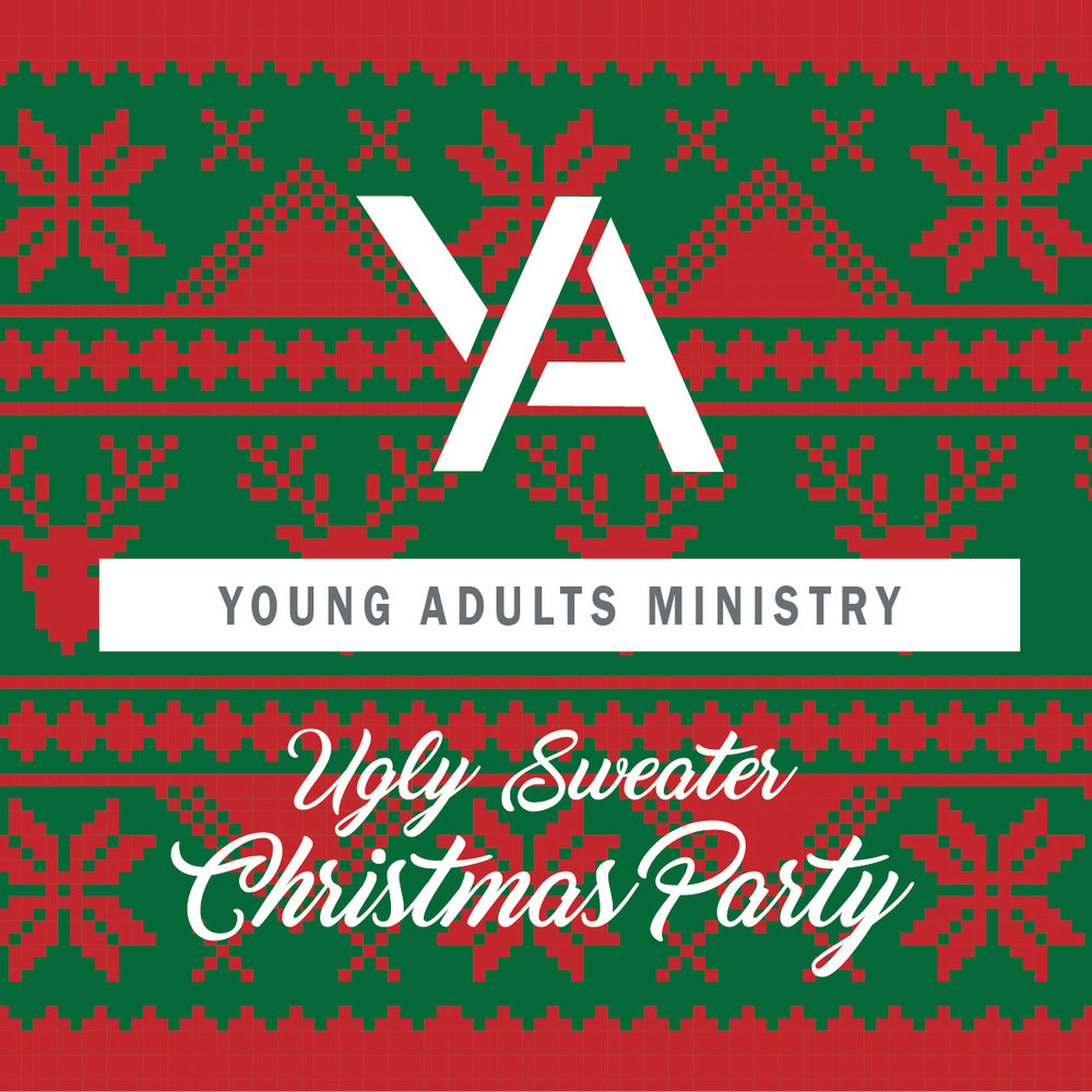 YA - Ugly Sweater Party - 2017