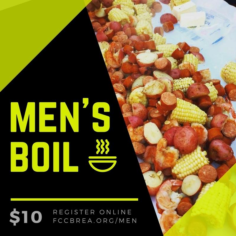 Men's Boil!