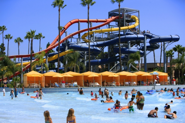 Knott's Soak City - Aug 1 // 10am - 4pm