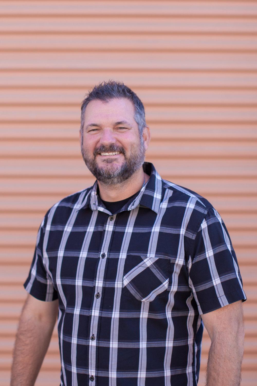 Pastor Christ Grattan