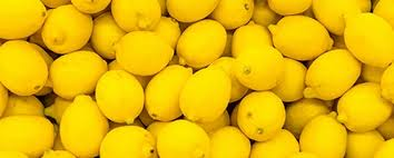 Lemons.  Perhaps one of the world's most delicious and healthiest foods.  Forego the next bottle of store-bought salad dressing and try a lemon-based, homemade dressing instead!