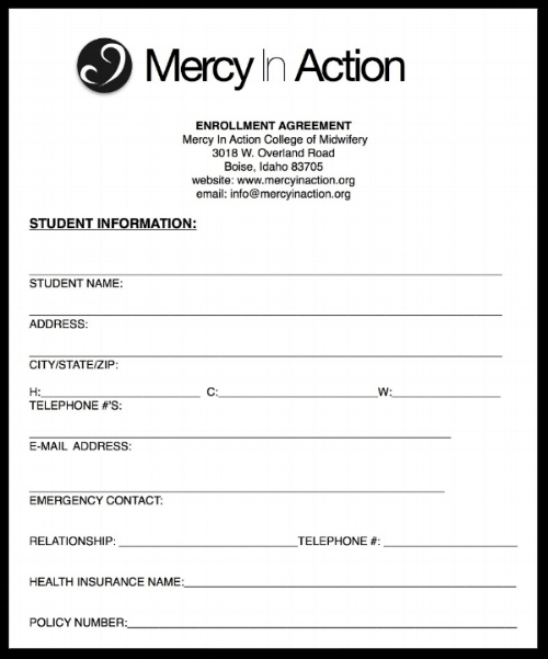 Click image above to download Enrollment Agreement