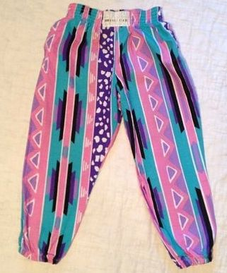 NEW GIRLS TRIBAL PANTS