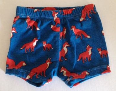 BITTY BABE FOX SHORTIES