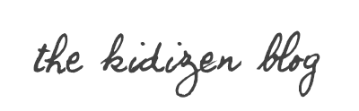 The Kidizen Blog