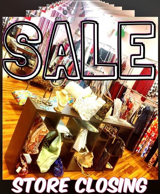 Store Closing Sale! Everything is on sale! 🛍 25% - 75%+ OFF #storeclosing #shopheathers #heathers #marlton #boutique #sale  #goingoutofbusiness #fashion #casualstyle  styles evolve, but good taste never changes.
