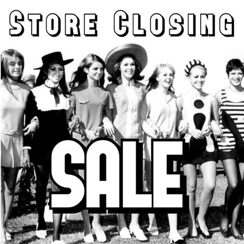 OPEN TILL 4:30. Happy Memorial Day Weekend! #storeclosing #shopheathers #shopsmall #memorialdayweekend #style #save #limitedstock