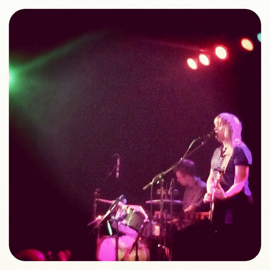 Wye Oak, live at The Crocodile in Seattle, WA on August 7, 2011.