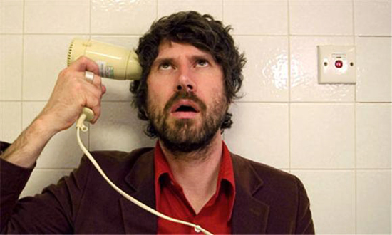 Gruff Rhys of Super Furry Animals played at the Tractor Tavern in Seattle, WA on June 5, 2011.