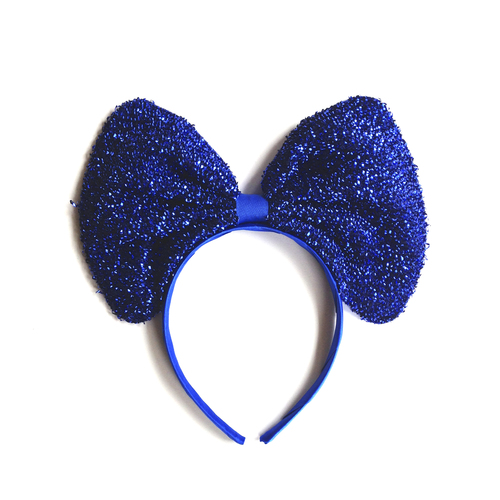 Color War Sparkle Bow Headband — JewelErry b7a8c481d3c