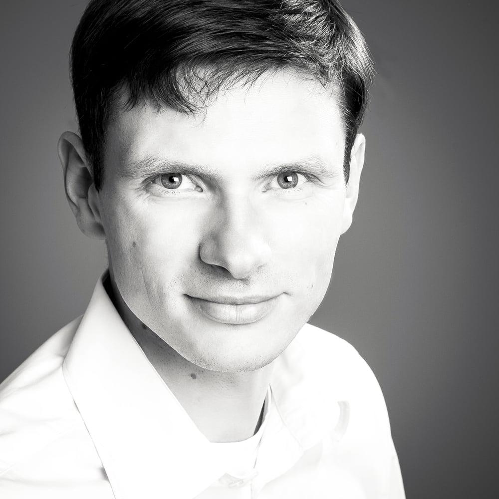 CTO Dr Marcel Pfuetzner MMM