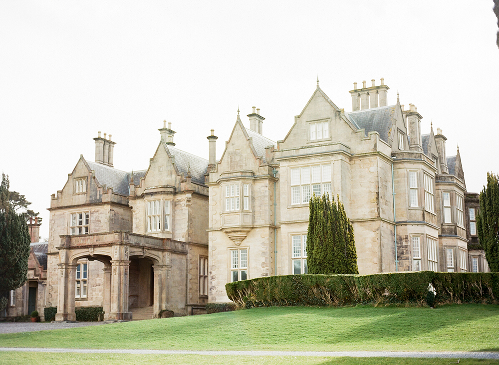 B O T A N Y   I N S P I R E D  S H O O T  Muckross House, Co. Kerry Brosnan Photographic