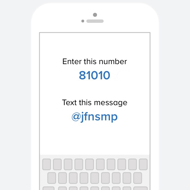 Parents, sign up for our Remind Updates from JFNSM.