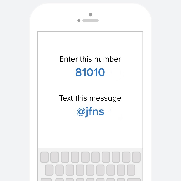 Students, sign up for our Remind Updates from JFNSM.