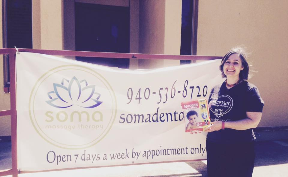 Thank you Soma Massage!