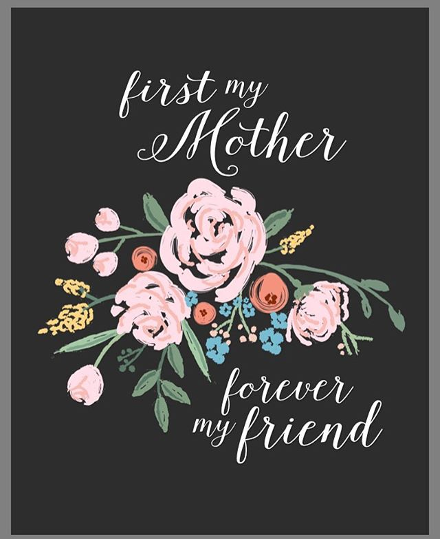 Happy Mother's Day! 🌷🌷