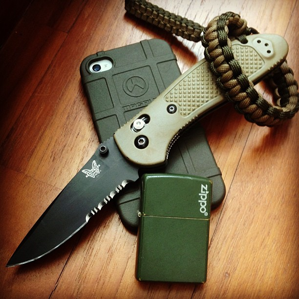 everyday-cutlery :     EDC by ruhtradouglas      http://www.dailycarry.co