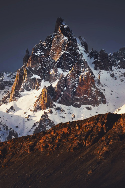 mstrkrftz: Alone on the Earth. Mountain of North Pakistan by Goal Kw-graphicstyle