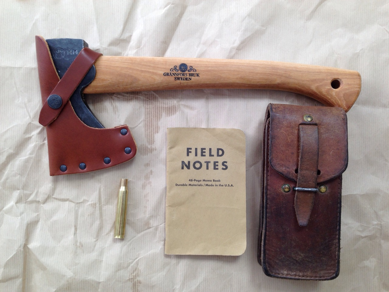 janailhac: My new Gransfors Bruks axes http://www.dailycarry.co