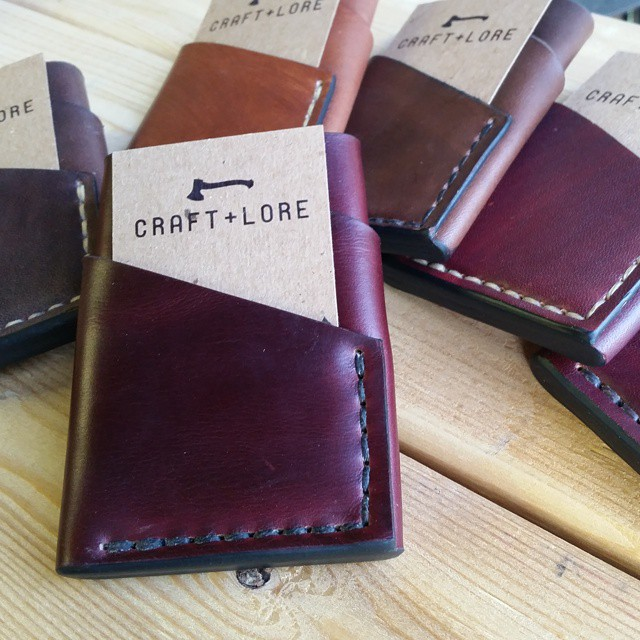 craftandlore :     #portwallet orders headed out tomorrow morning.