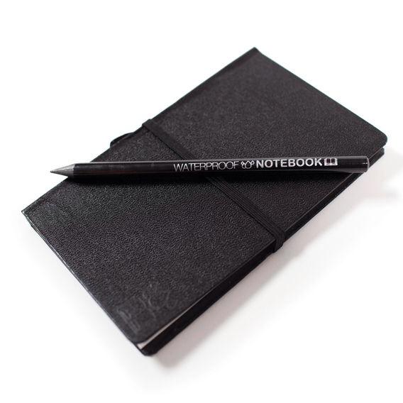 Waterproof Notebook http://www.dailycarry.co