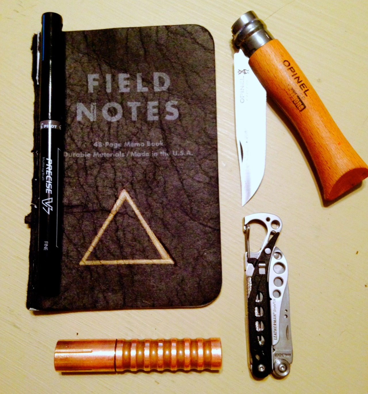 Submit Your Daily Carry