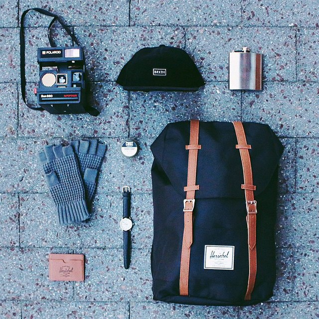 livingby :     Essential  via @urbanoutfittersmens #menswear #everydaycarry #edc