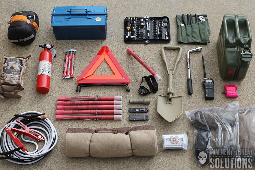 packlite: Preparedness tasks and gear list for your vehicle from the good folks at ITS Tactical.  Read more »>