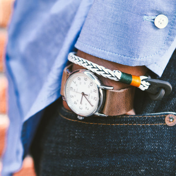 TIMEX WEEKENDER (MIDDAY/NATURAL) BY FORMFUNCTIONFORM