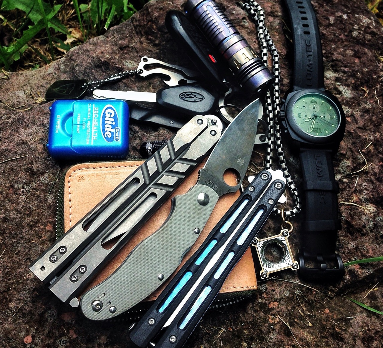 everyday-cutlery: EDC by zerosnipe