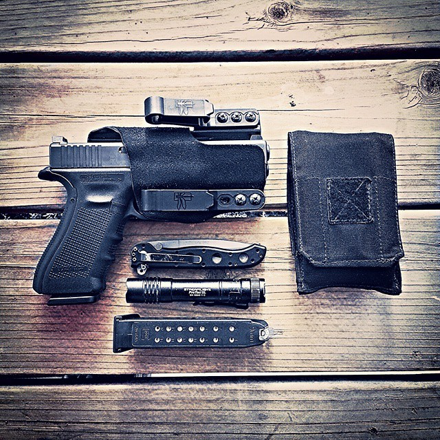 itstactical :      ITS EDC Slimline Pouch  via  wbbran