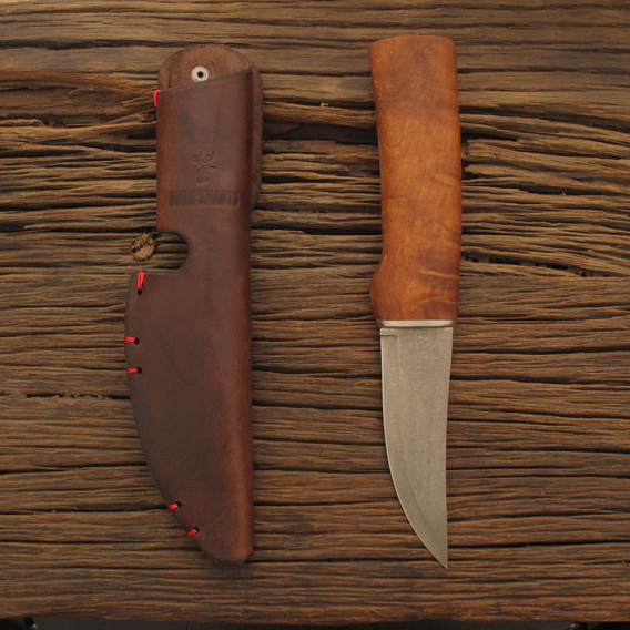 BUSH KNIFE     BY   BUSH SMARTS