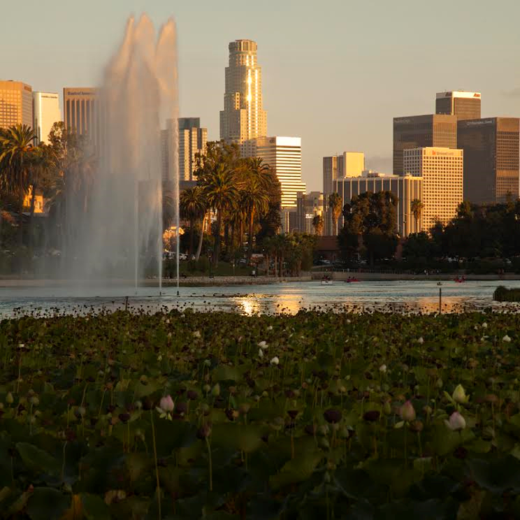 Echo Park                                                                                                                                  Photo by Marc Ritzema