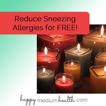 Reduce Sneezing Allergies For Free Happy Medium