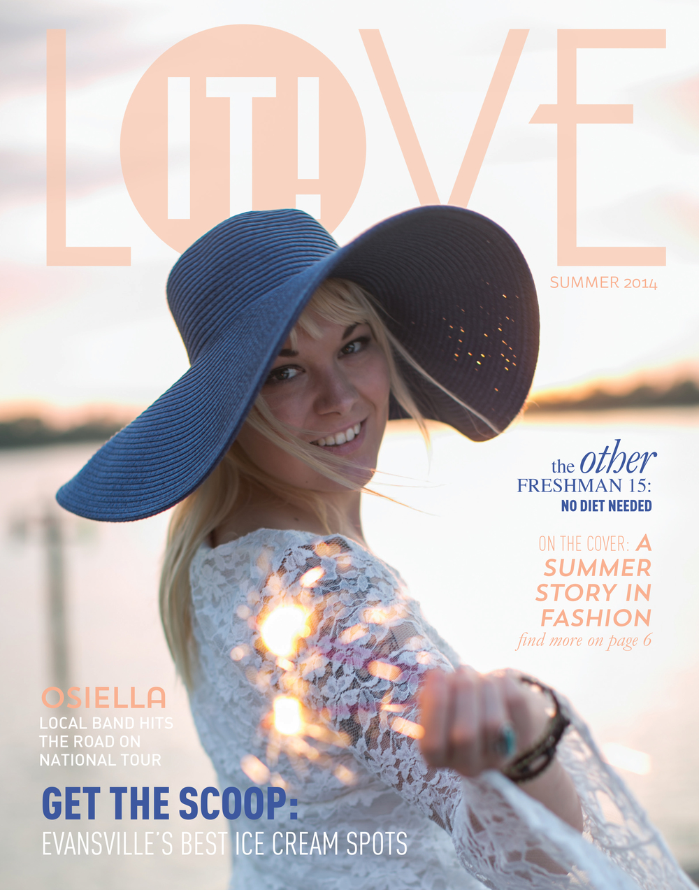 Summer Cover Love IT Magazine 2014