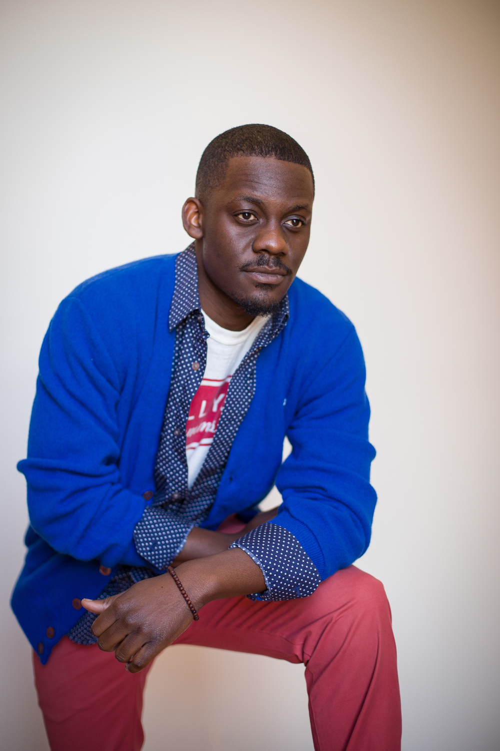 Theo Akai of Osiella for Love IT! Evv Magazine's Man of the Moment Feature