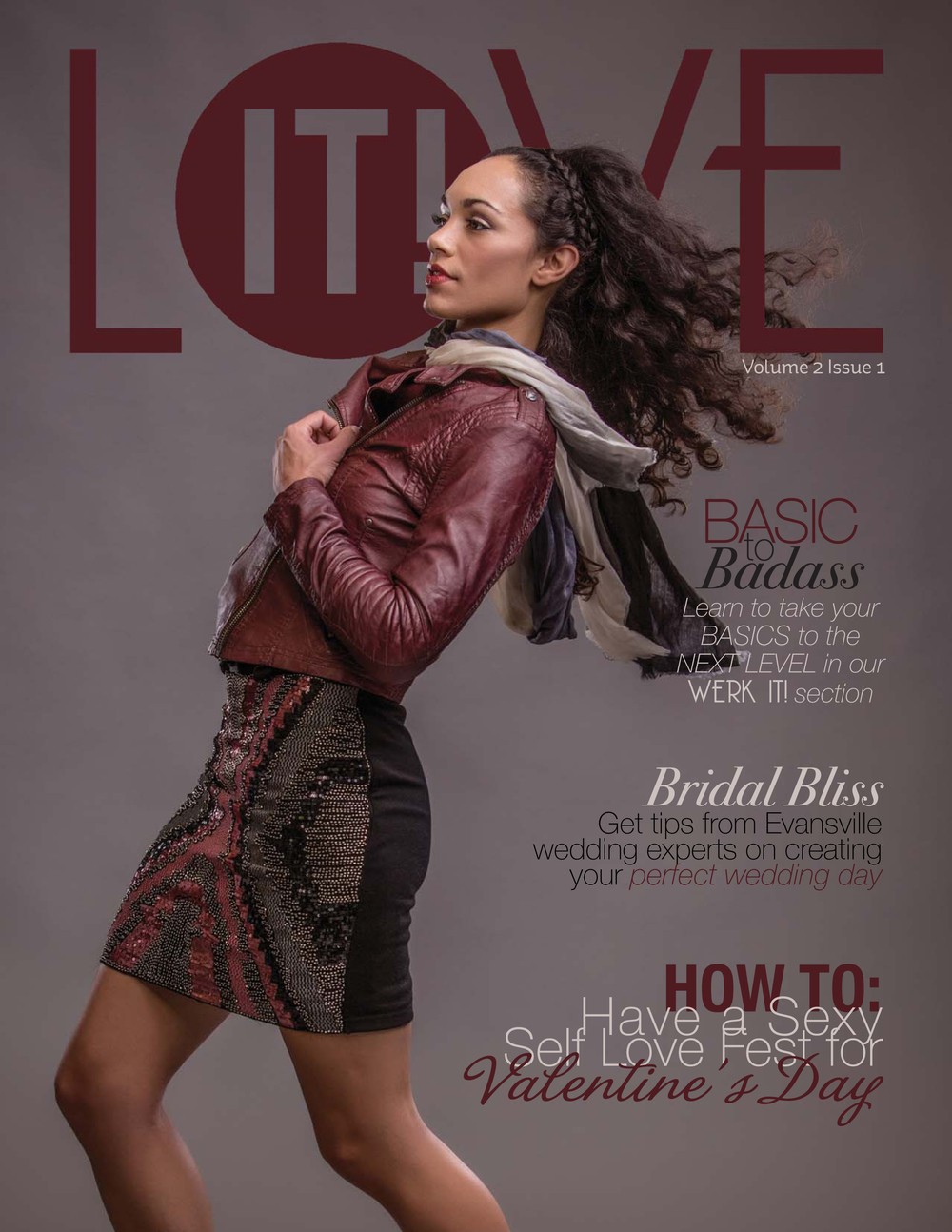 Love IT! Evv Magazine | Volume 2 Issue 1