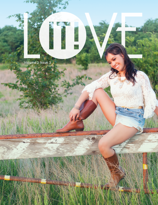 Love IT! Evv Magazine | Volume 2 Issue 3 Rhonda Taylor Photography