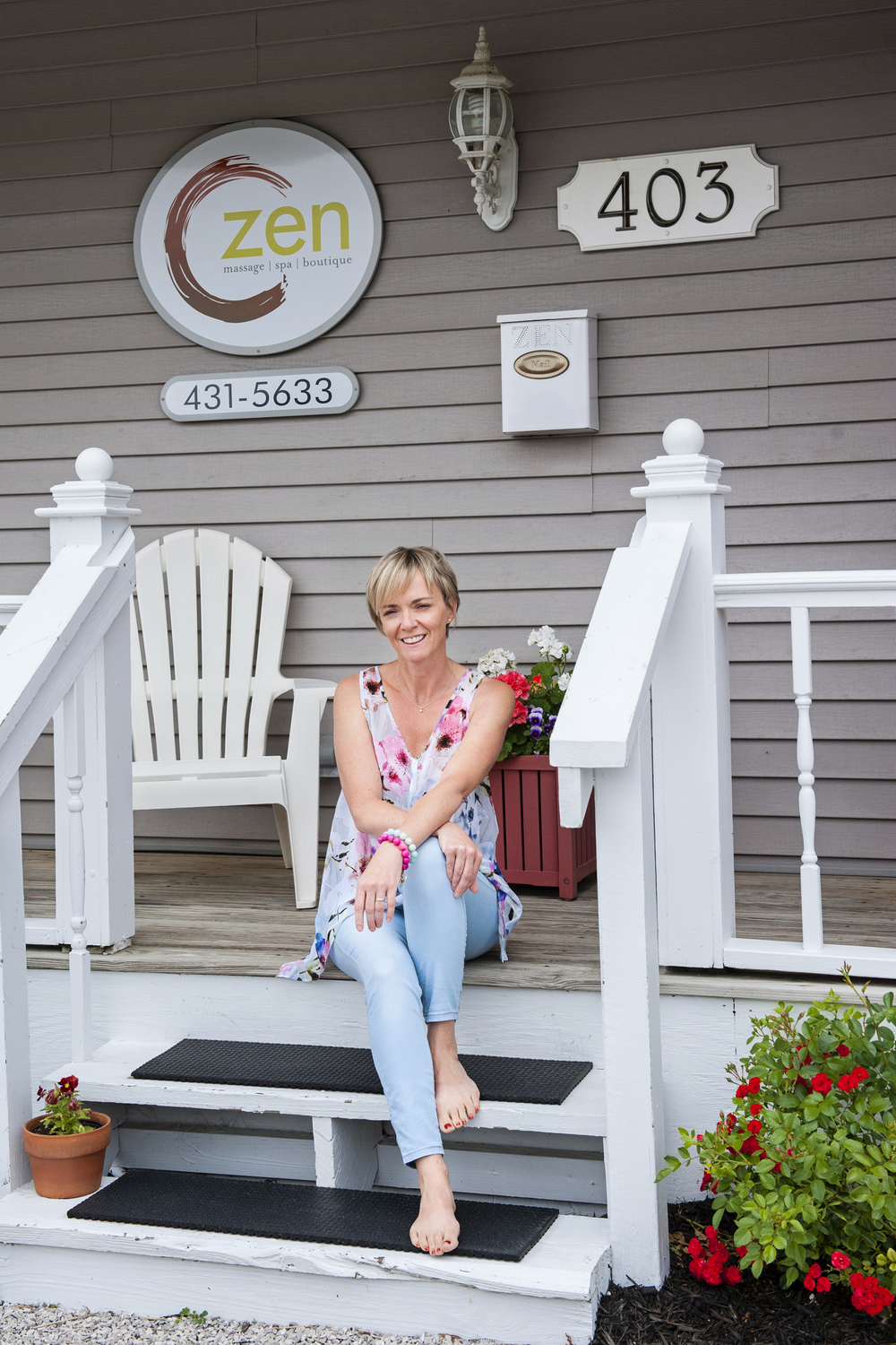 Meet Sharon Hataway at Zen. Rhonda Taylor Photography  for Love IT! Evv Magazine