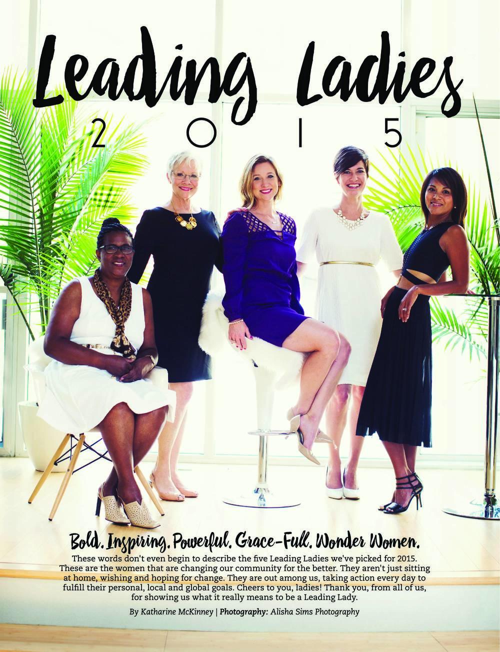 Leading Ladies 2015