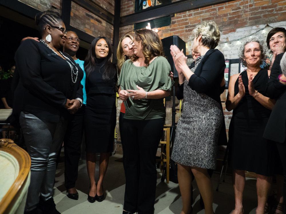 Love IT! EVV Launch Party | Leading Ladies 2016