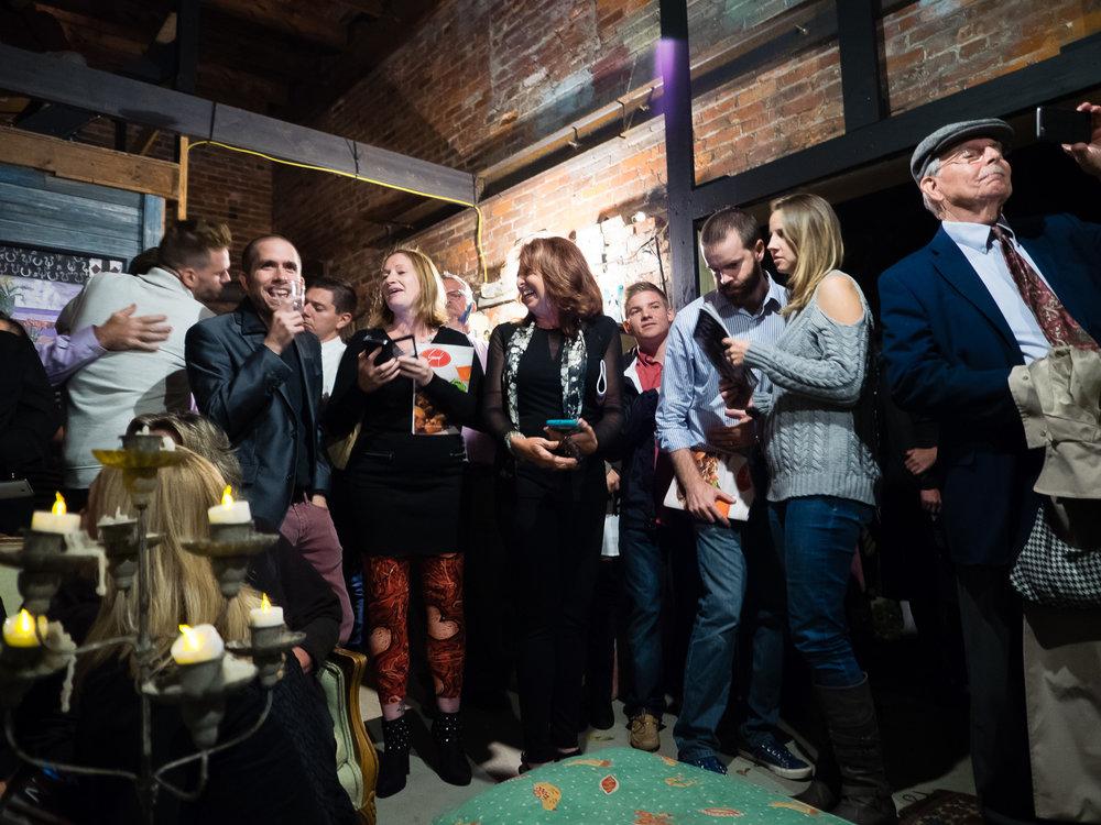 Love IT! EVV Leading Ladies Launch Party 2016 Semper Fulgens