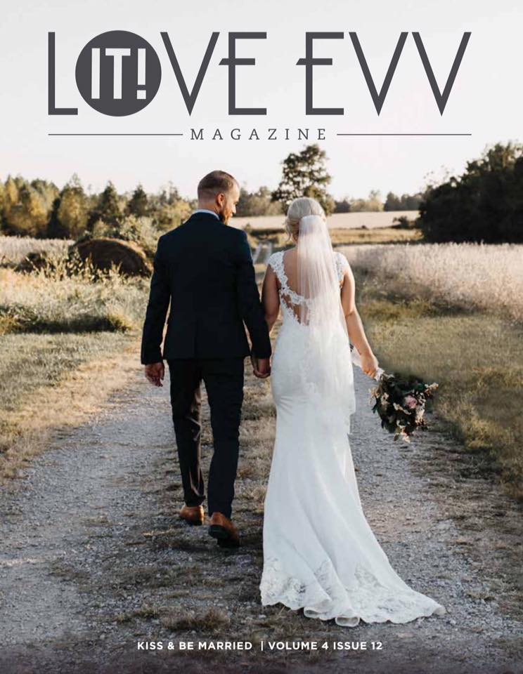 Love IT! EVV Magazine // ISSUE 12 Kiss and Be Married
